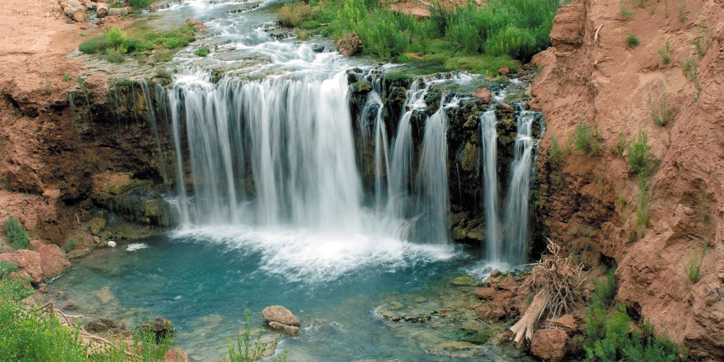 new-rock-falls, nature